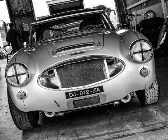 Masters Historic Racing - Donington Park 2015