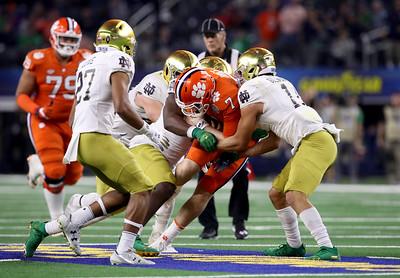 2018 Cotton Bowl: Clemson v Notre Dame Dec. 29