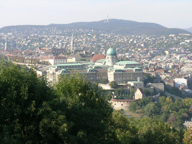 "Panorama of Budapest--from ""Buda"" #1"