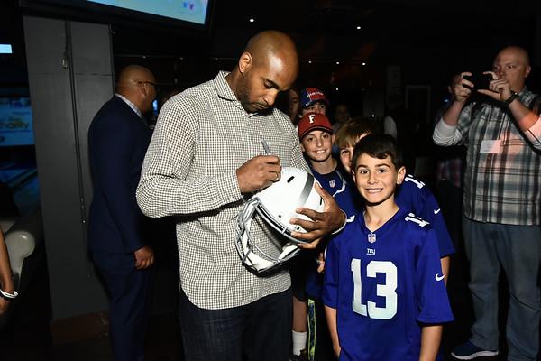 2017 NY Giants Charity Bowl