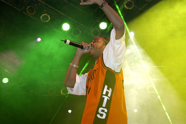 Ludacris - Street Scene 2004 by Webmoment