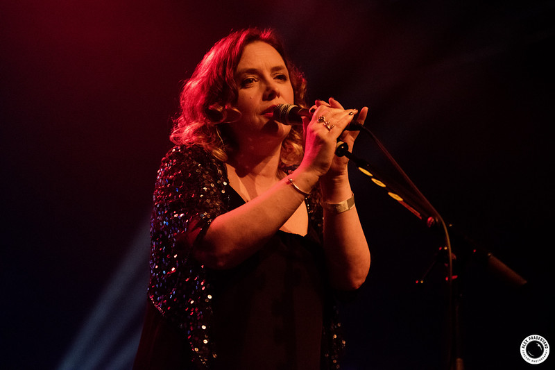 Minor Victories' Rachel Goswell Live In Lausanne at Les Docks 26 Oct 2016