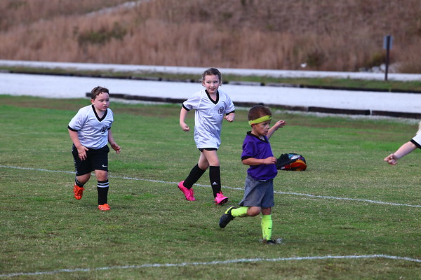 2020-10-29 AYSO Soccer Game