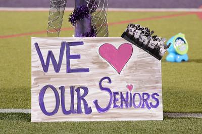 It's Senior Night - 2017 - Congratulations Seniors