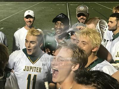 5/3/2019 - Region 3 Championship - Cardinal Mooney vs. Jupiter - Jupiter High School, Jupiter, FL