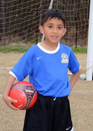 BYSA Spring Soccer 2013