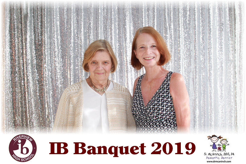 2019.05.20 - Riverview IB Banquet 2019 - Silver Backdrop