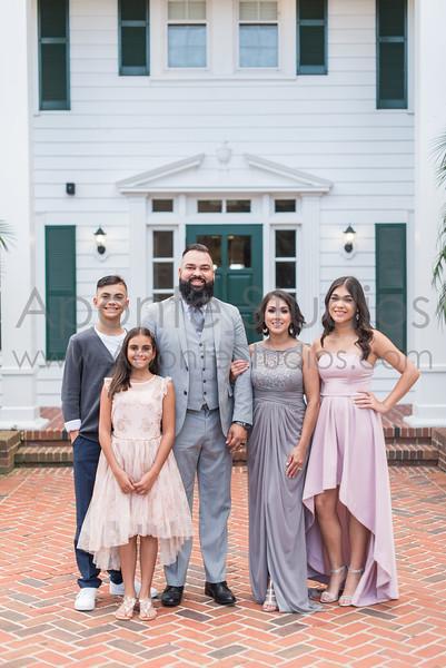 Bengie Garcia family 2019