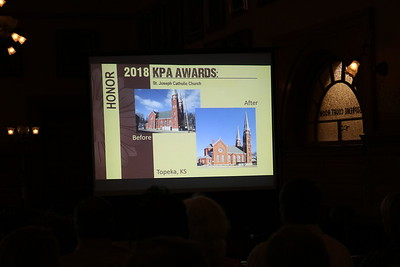 St Joseph Historic Preservation Award