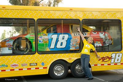 NASCAR @ Infineon (2011)