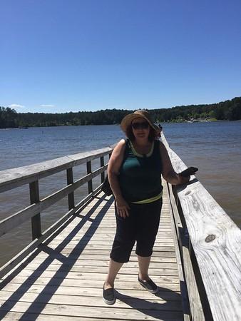 Fall River Lake Day 6-18-16