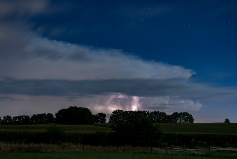 lightning - strikes over hill farmhouse (p).jpg