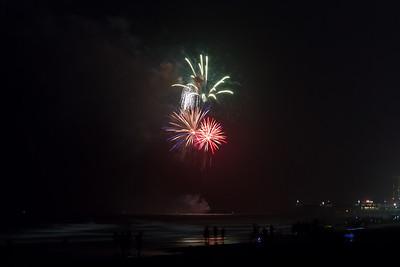 2015 Myrtle Beach Fireworks