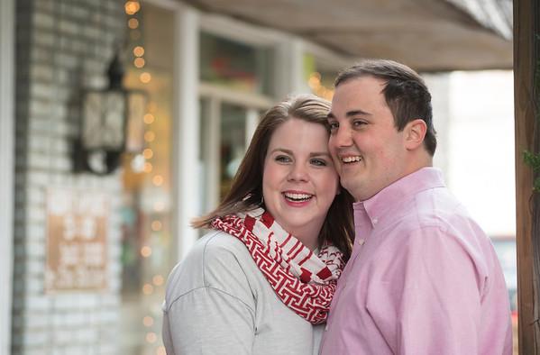 Sara and Kyle- Engagement