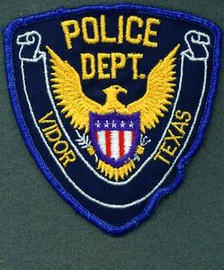 Vidor Police