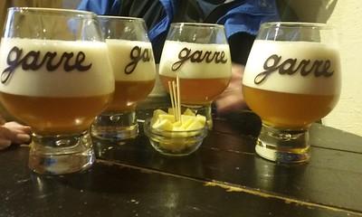 Gent to Bruges 2016 Day 6