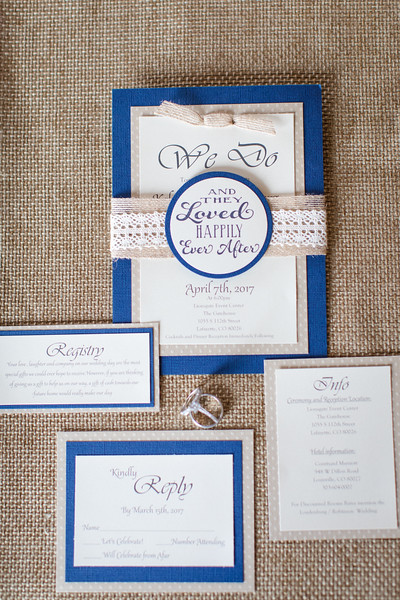 Wedding of Kelsea and Danny