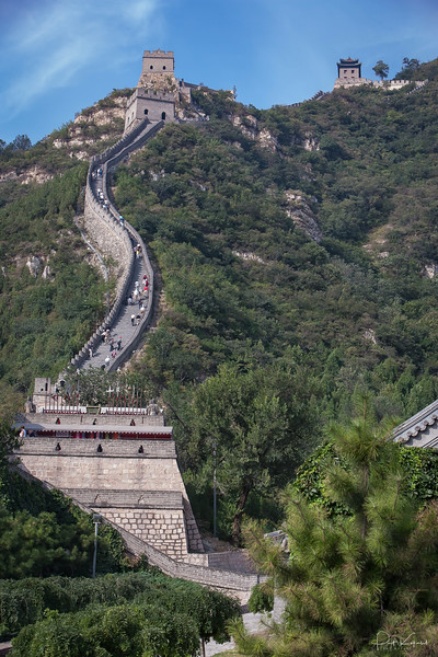 Great Wall - Long Hike!