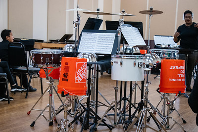 January 12 Percussion Ensemble Concert