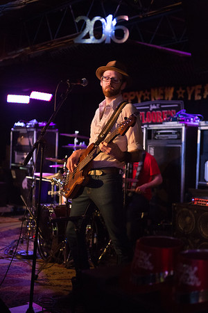 John Baumann and Band at John T Floore's Country Store, 12-31-15