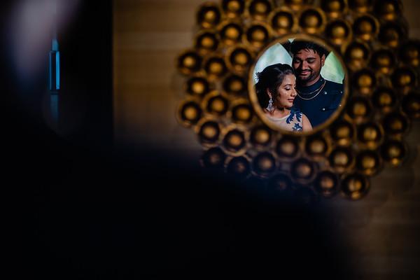 Drashti & Ravi