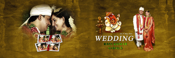 ravi wedding album