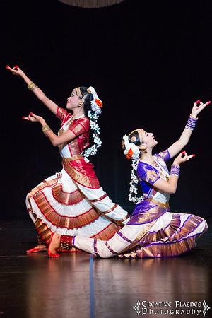 Bharatanatyam Arangetram of Eshita & Ria