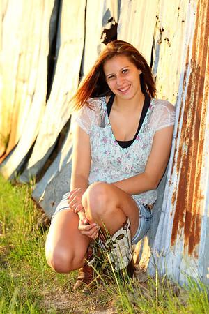 Deanna, Senior 2013