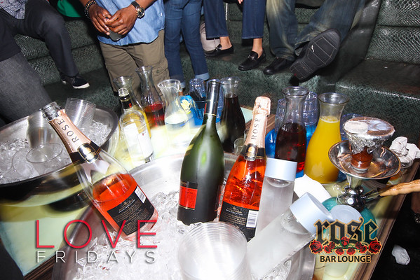 LOVE Fridays at Rose Bar 5 /27/ 16