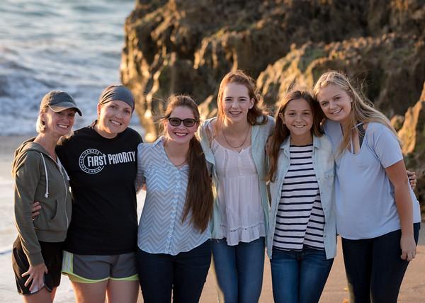 Senior Girls Behind the Scenes 5-18