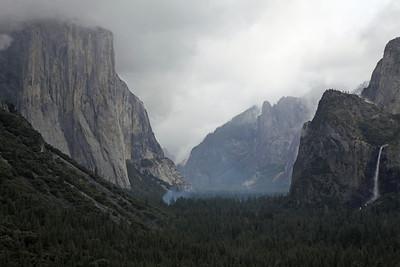 USA 2011 - Day 6 & 7 - Castle AFB & Yosemite National Park
