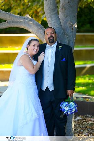 Milissa and Tony Simoes Wedding