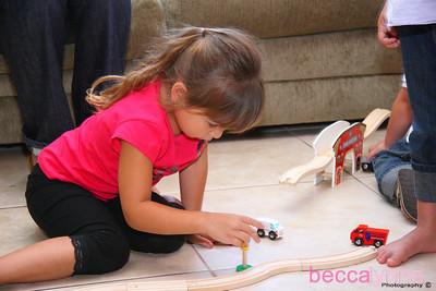 september 15. 2009 aeine's 5th birthday