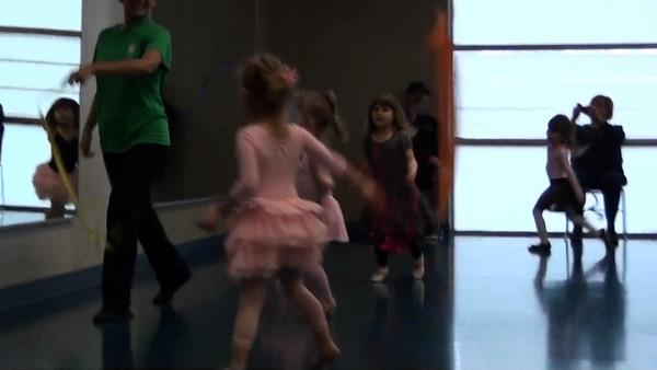 Emma's Ballet Recital