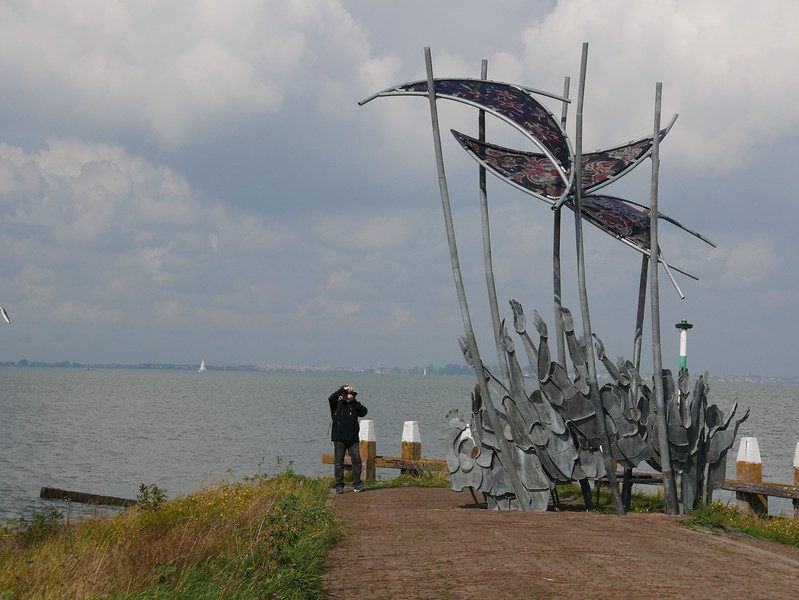 """Photographing """"The Wave"""" Sculpture"""