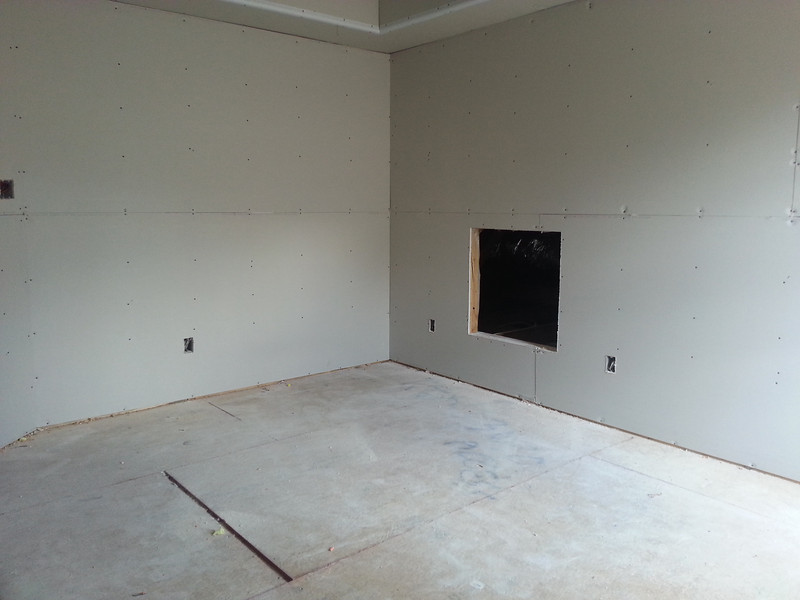 Grandparents room and crawl space.
