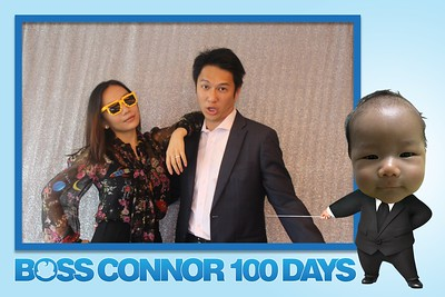 Boss Connor 100 Days - 14th Oct 2017