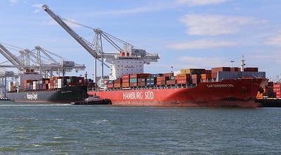 San Francisco-Oakland Ports and Shipping