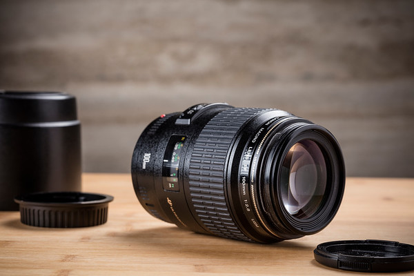 Canon 100mm USM macro