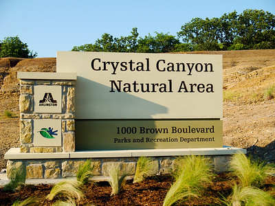 2012 Crystal Canyon Natural Area