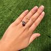 3.30ct Vintage Asscher Cit Diamond GIA J VS1 10