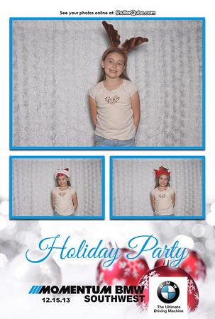 Momentum BMW SouthWest Holiday Party 12-15-13