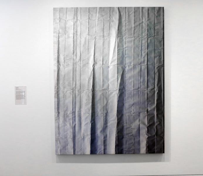 'Fold,' by Tauba Auerbach