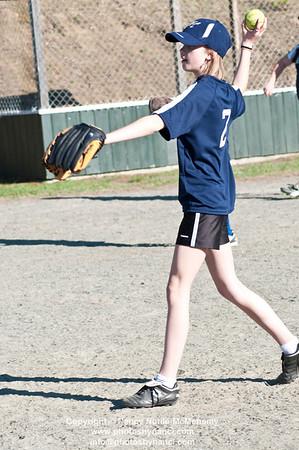 Hartland Girls Softball