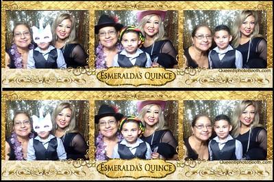 Esmeralda's Quince