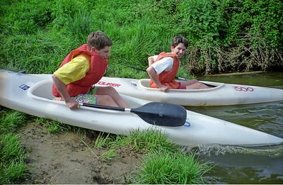 County Canoe Race
