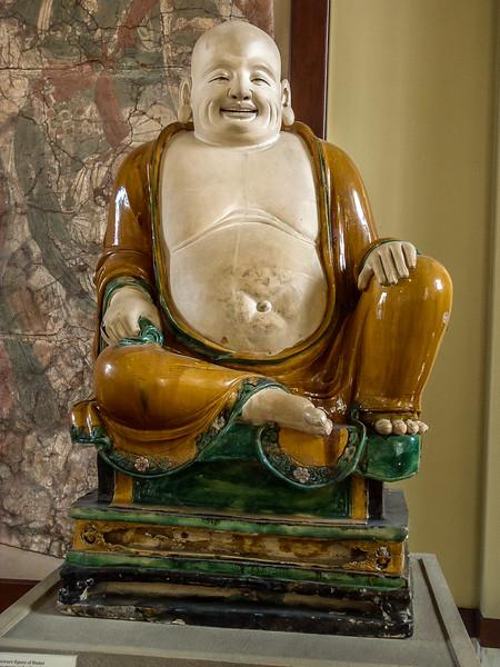 4 - British Museum - Buddha Statue (Happy).jpg
