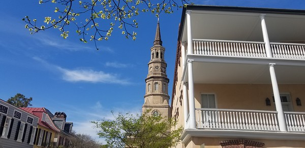 Trip To Hilton Head and Charleston 3/15-3/18