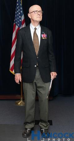 Tom Brett - Citadel Award