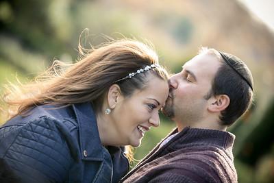 Nicole and Avi Engagement